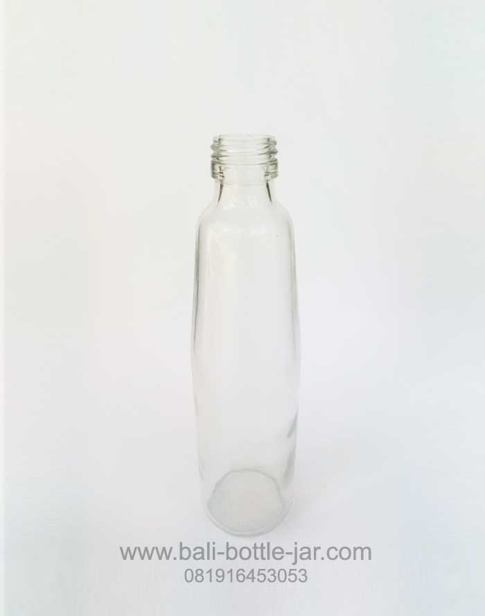 250ML GLASS BOTTLE SCREW CAPS – Rp. 3.000/pcs