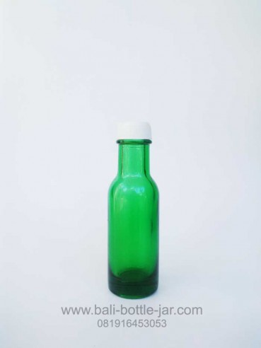 Green Glass Bottle 55ml – Rp. 2.000