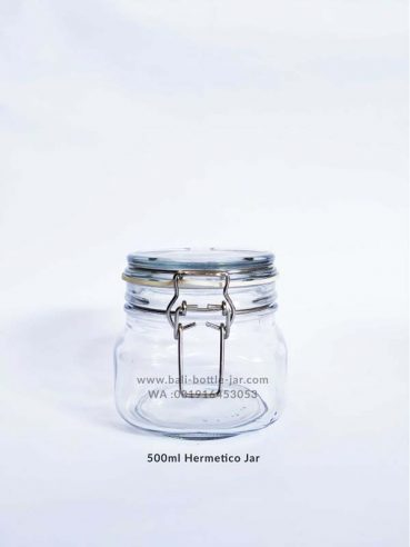 500ml Hermetico Jar 16.500/pcs