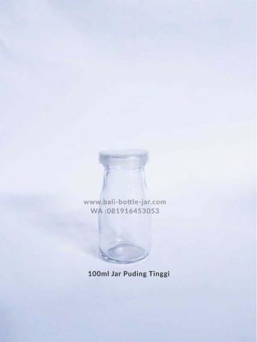 100ml Jar Puding Tinggi 6000/pcs