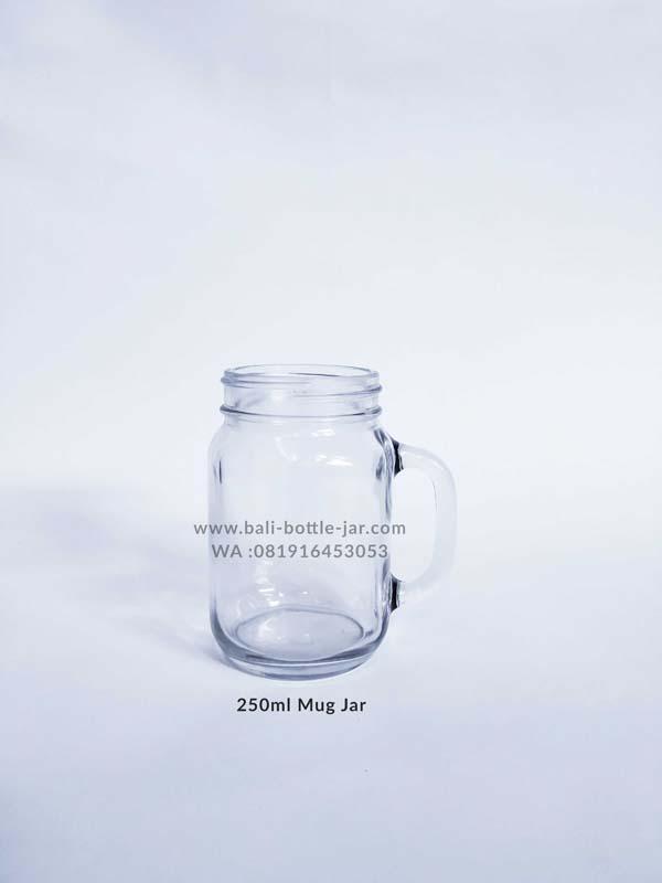 250ml Mug Jar 7.500/pcs