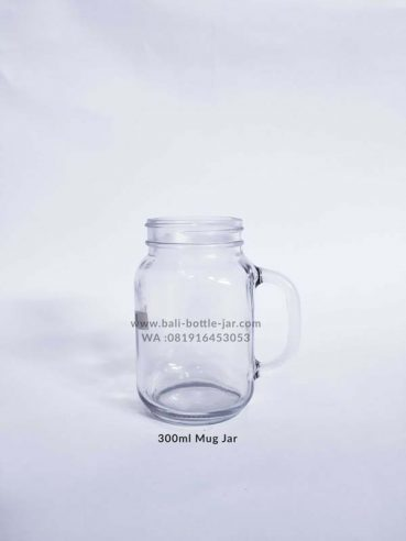 300ml Mug Jar 8.500/pcs