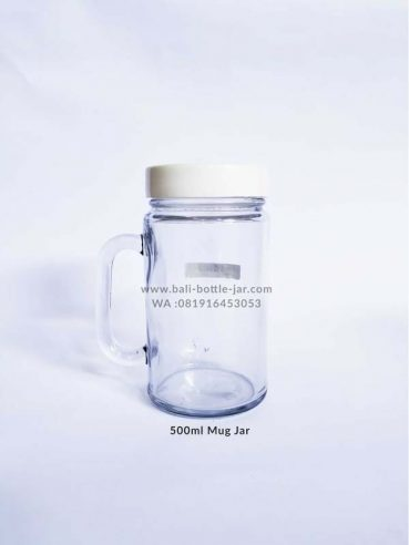 500ml Mug Jar 10.000/pcs