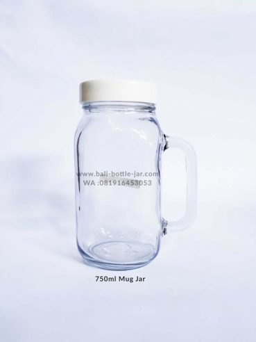 750ml Mug Jar 12.500/pcs