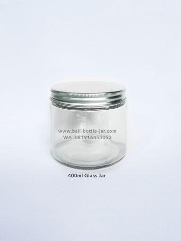 400ml Glass Jar 9.500/pcs