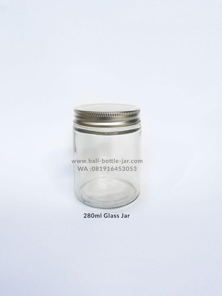 280ml Glass Jar 8000/pcs