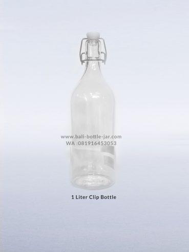 1 Liter Clip Bottle 30.000/pcs