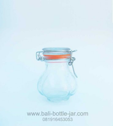 Pumpkin Candy Jar 125ml – Rp. 12.000