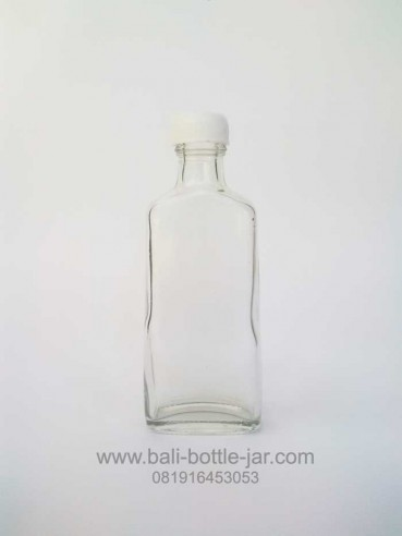 Glass Bottle GPU 60ml –  Rp. 2.000