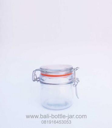 Round Candy Jar 150ml – Rp. 15.000