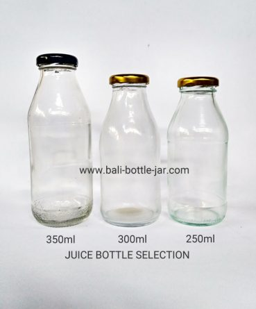Juice Bottle Selection