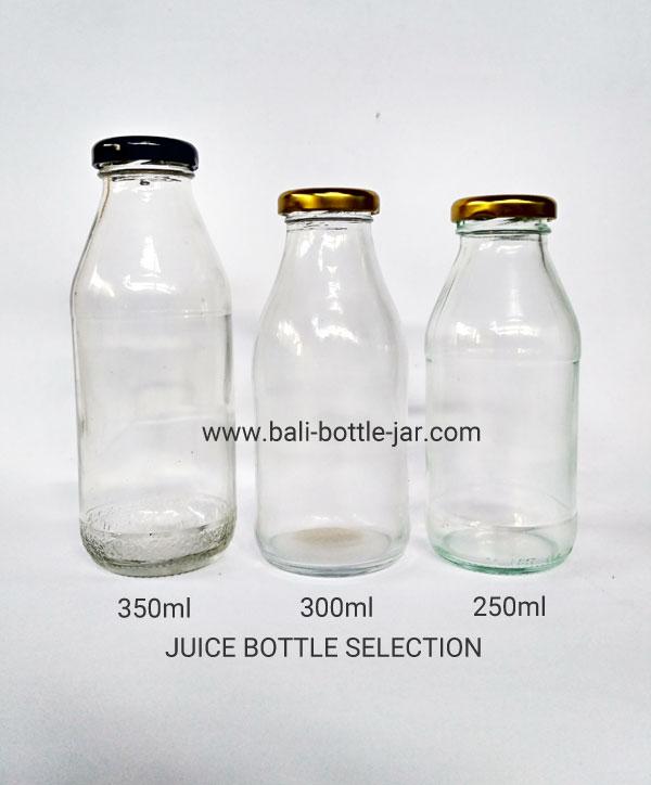 Juice Bottle Selection