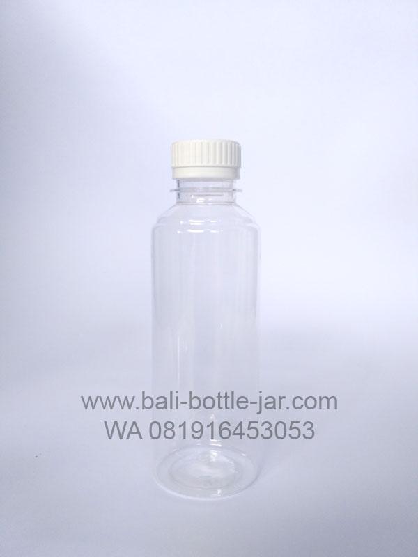 250ml Almond PET Plastic Bottle 1.300/pcs