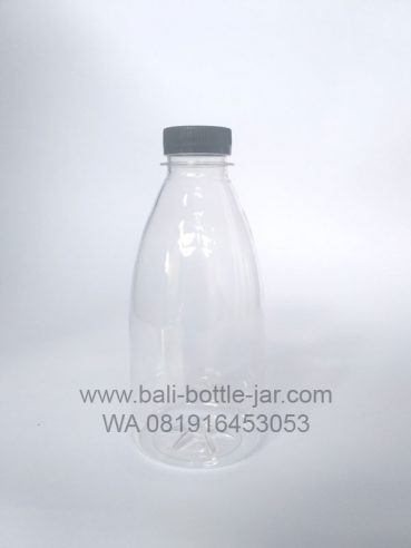350ml PET Plastic Cantik Bottle 1.800/pcs