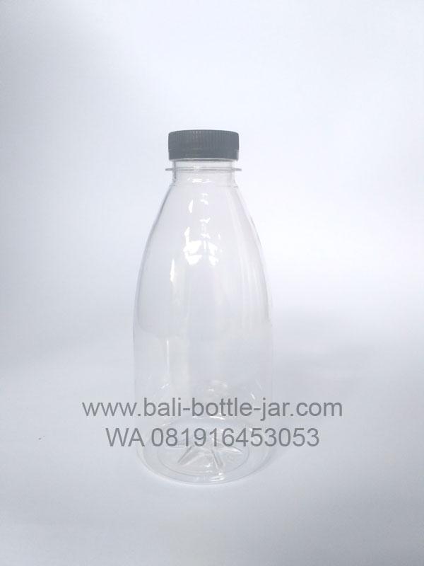 350ml PET Plastic Cantik Bottle 1.800/pcs