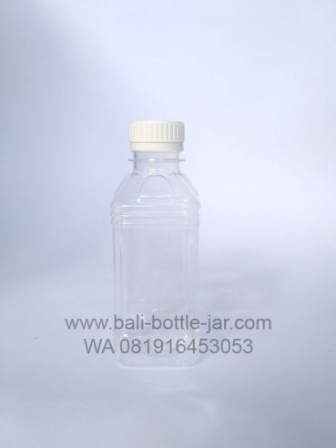 250ml PET Plastic Bottle Chimori 1000/pcs