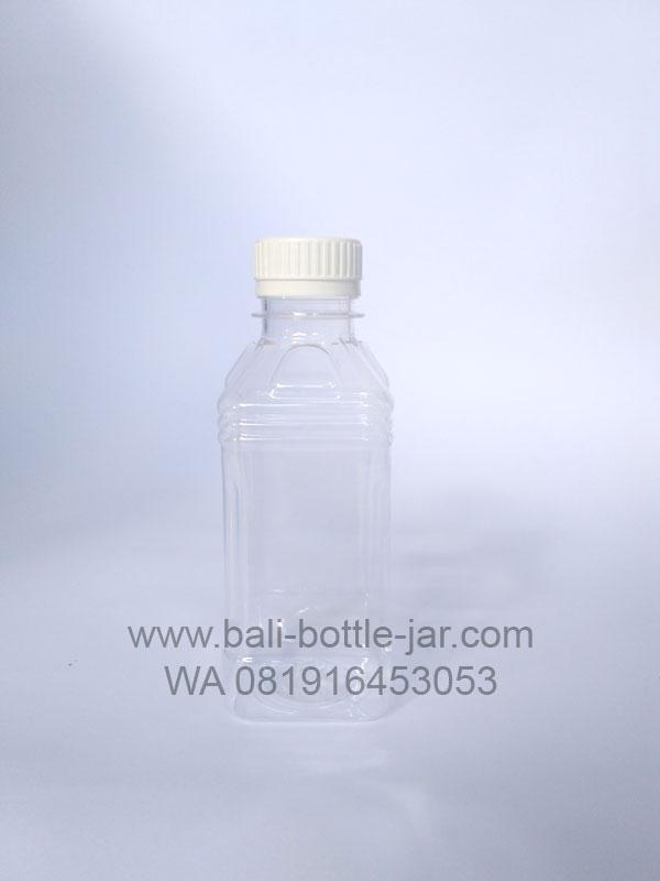 250ml PET Plastic Bottle Chimori 1000/pcs