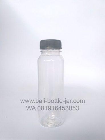 250ml Kale Bottle PET Plastic 2.500/pcs