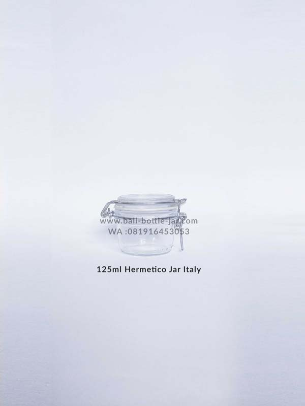 125ml Hermetico Jar Italy 35.500/pcs