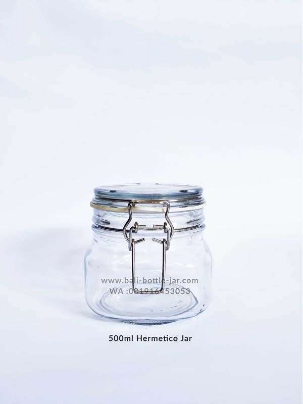 500ml Hermetico Jar 17.500/pcs