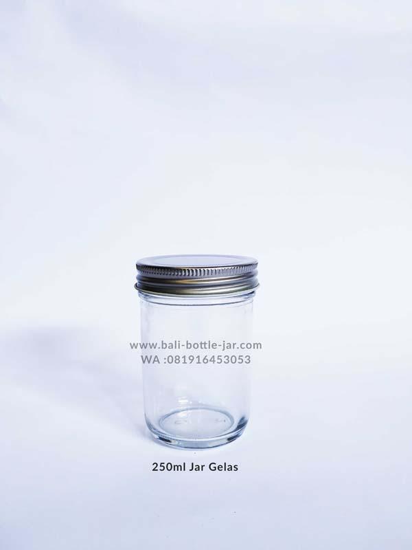 250ml Glass Jar 7000/pcs