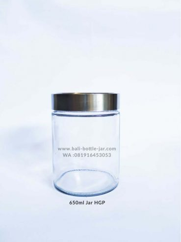 650ml HGP Jar 16500/pcs
