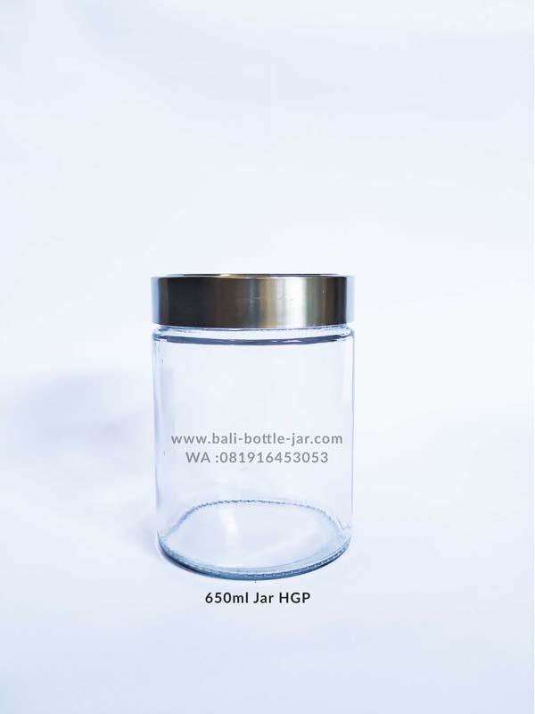 650ml HGP Jar 16500/pcs