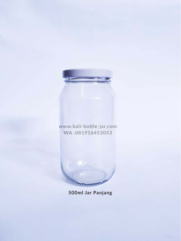500ml Jar Panjang 6500/pcs