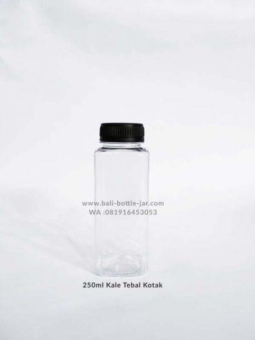 250ml Kale Kotak Tebal 2.500/pcs