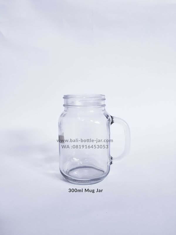 300ml Mug Jar 8.500/pcs