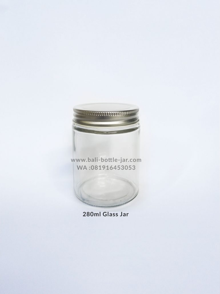 280ml Glass Jar 8000/pcs